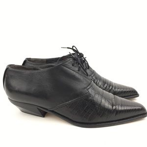 Via Spiga Ankle Boots 8 Italian Leather Pointy